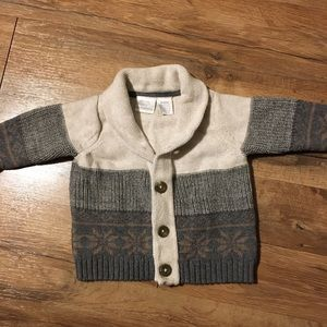 Koala baby sweater